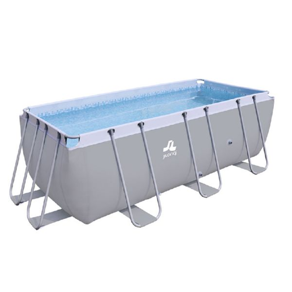 Piscina tubular Passaat Grey.