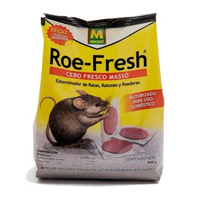 CEBO FRESCO ROE FRESH 300grs