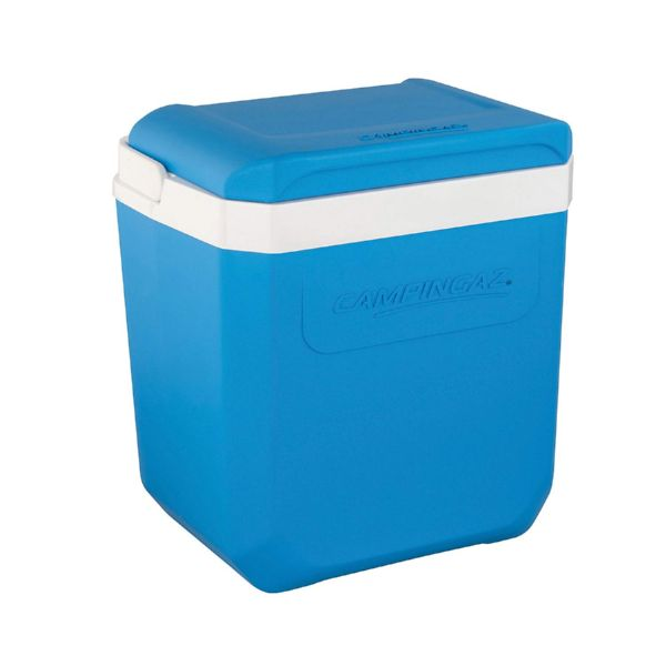 NEVERA RIGIDA AZUL ICETIME PLUS 26L COOLER